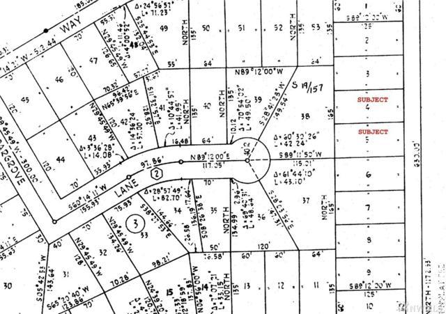 4-& 5 Lot E Hillcrest Dr, Shelton, WA 98584 (#1294654) :: Morris Real Estate Group