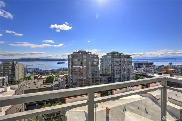 2911 2nd Ave #1011, Seattle, WA 98121 (#1294691) :: Kwasi Bowie and Associates