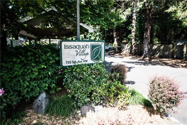 755 5th Ave NW C-103, Issaquah, WA 98027 (#1294723) :: Entegra Real Estate