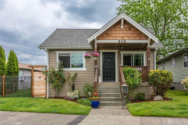 414 Burnett Ave N, Renton, WA 98057 (#1294892) :: The DiBello Real Estate Group