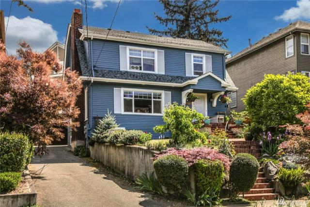 3136 Franklin Ave E, Seattle, WA 98102 (#1295032) :: Kwasi Bowie and Associates