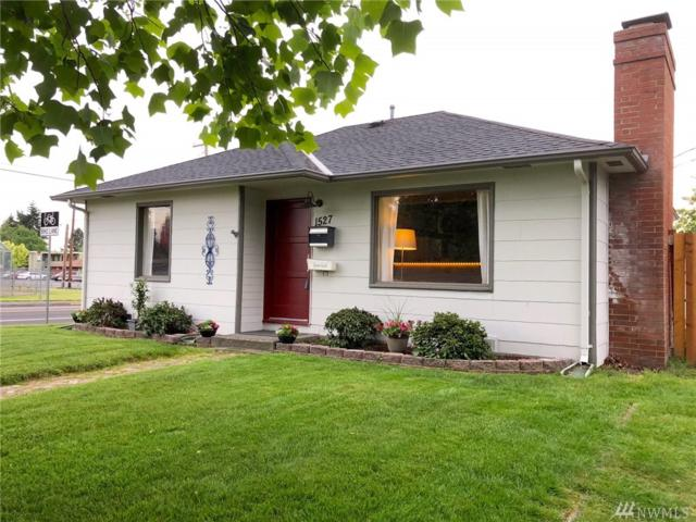 1527 H St SE, Auburn, WA 98002 (#1295082) :: Ben Kinney Real Estate Team