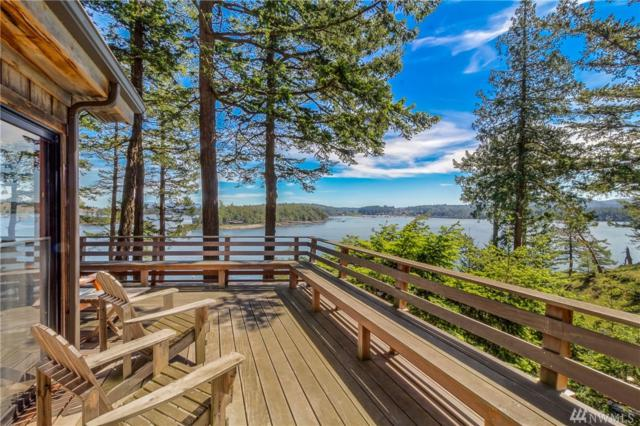1-Lot 5&6 Nelson Trail, San Juan Island, WA 98250 (#1295352) :: Homes on the Sound