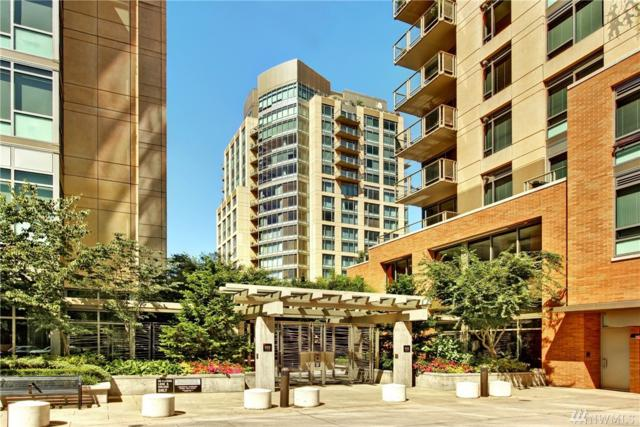 910 Lenora St #1000, Seattle, WA 98121 (#1295360) :: Homes on the Sound