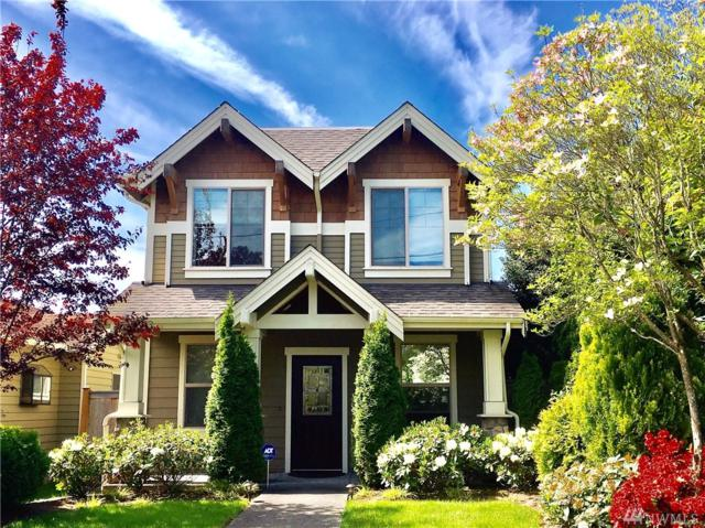 407 13th Ave W, Kirkland, WA 98033 (#1295522) :: The DiBello Real Estate Group