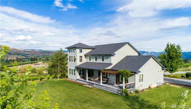75 Lookout Ridge Lane, Manson, WA 98831 (#1295587) :: Icon Real Estate Group