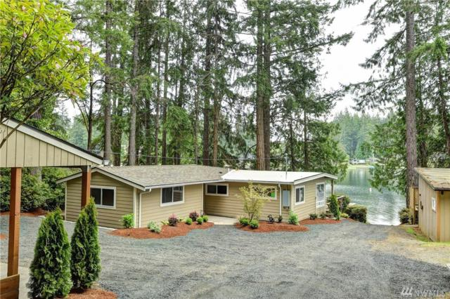 5222 E Mason Lake Dr W, Grapeview, WA 98546 (#1295617) :: Chris Cross Real Estate Group