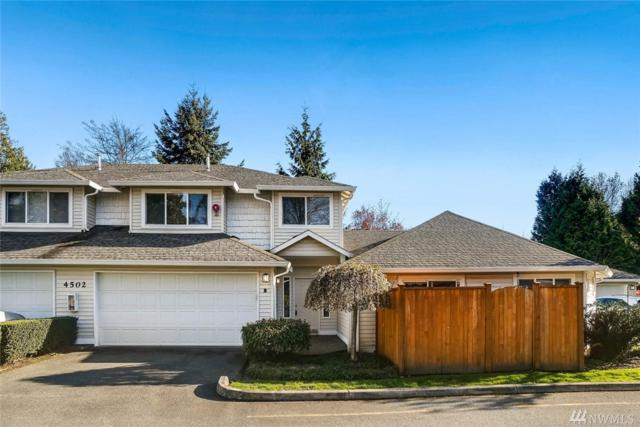 4502 217th St SW #18, Mountlake Terrace, WA 98043 (#1295904) :: Better Homes and Gardens Real Estate McKenzie Group