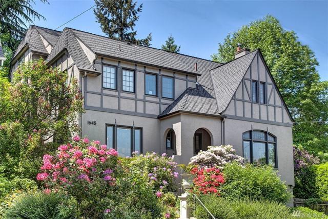 1645 21st Ave E, Seattle, WA 98112 (#1295905) :: Keller Williams Realty Greater Seattle