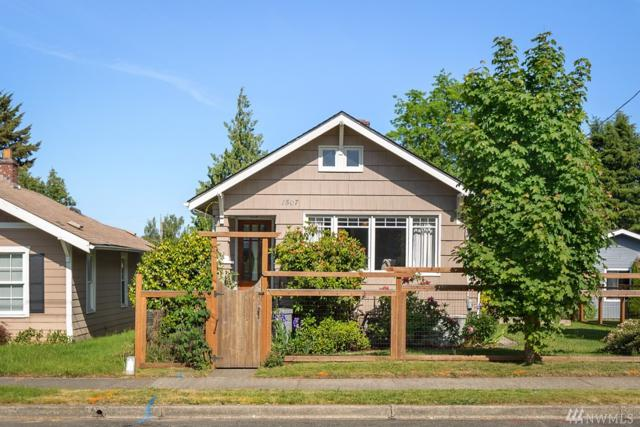 1507 S Proctor St, Tacoma, WA 98405 (#1295961) :: Homes on the Sound
