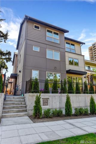 4716 8th Ave NE, Seattle, WA 98105 (#1295994) :: Entegra Real Estate