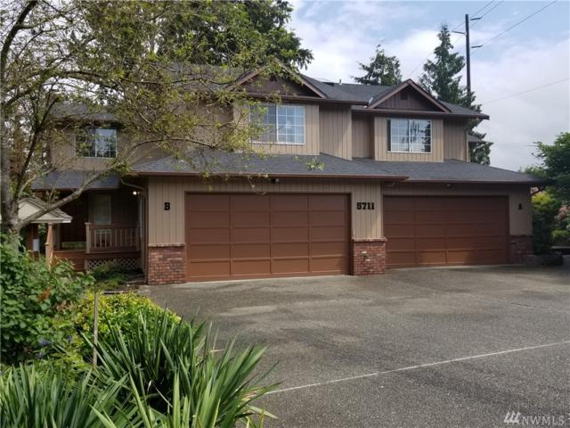5711 134th Place SE A & B, Everett, WA 98208 (#1296010) :: Homes on the Sound