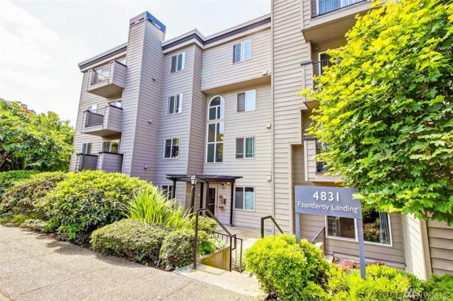 4831 Fauntleroy Wy SW #103, Seattle, WA 98116 (#1296087) :: Alchemy Real Estate