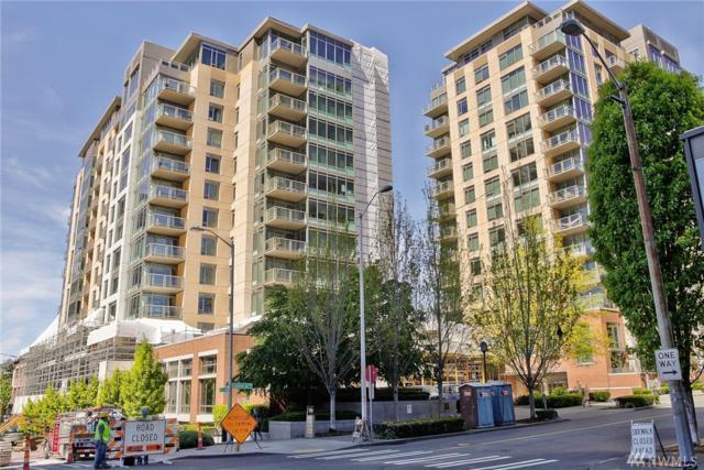 900 Lenora St W504, Seattle, WA 98121 (#1296090) :: Kwasi Bowie and Associates