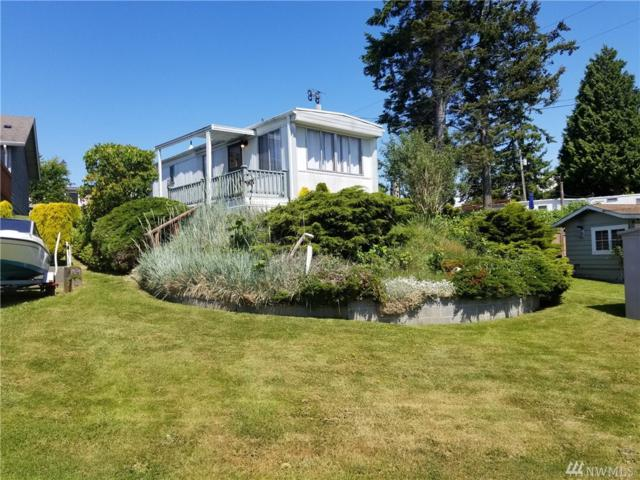 5142 Seaview Dr, Blaine, WA 98230 (#1296269) :: Homes on the Sound