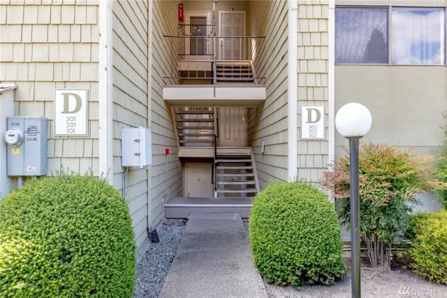 2020 Grant Ave S D102, Renton, WA 98055 (#1296320) :: Kwasi Bowie and Associates