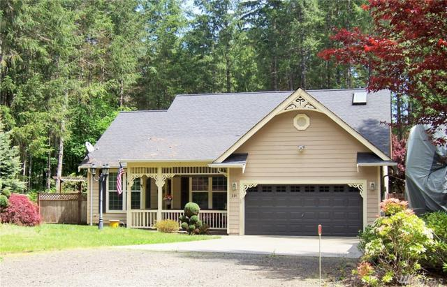 231 N Mountain View Dr, Hoodsport, WA 98548 (#1296402) :: Crutcher Dennis - My Puget Sound Homes