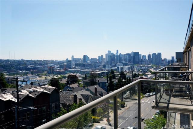 1525 Taylor Ave N #605, Seattle, WA 98109 (#1296408) :: Alchemy Real Estate