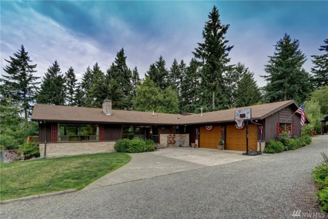 12819 111th Ave E, Puyallup, WA 98374 (#1296555) :: Ben Kinney Real Estate Team