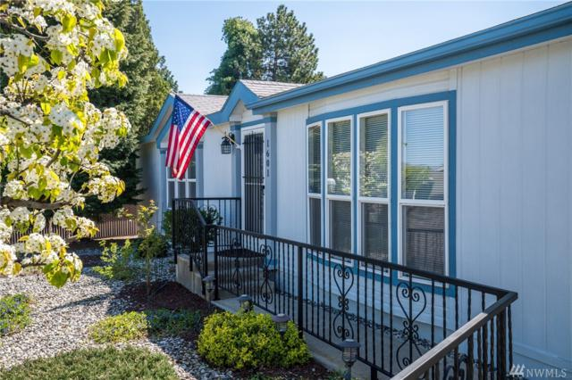 1601 Fairview Ave #53, Wenatchee, WA 98801 (#1296562) :: Kwasi Bowie and Associates