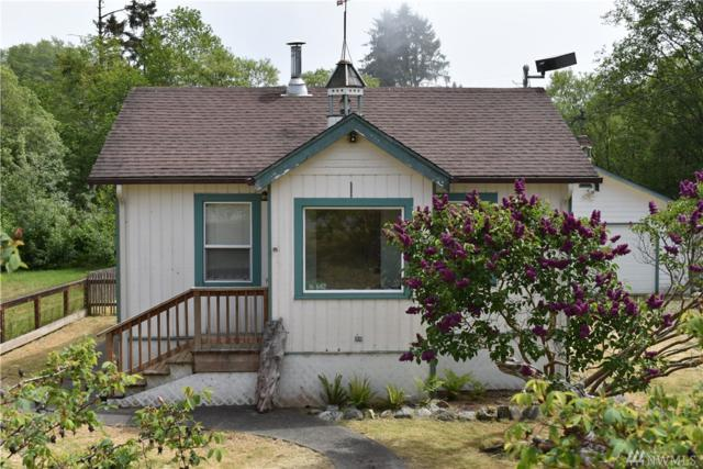 16642 Hwy 112, Clallam Bay, WA 98326 (#1296600) :: Real Estate Solutions Group