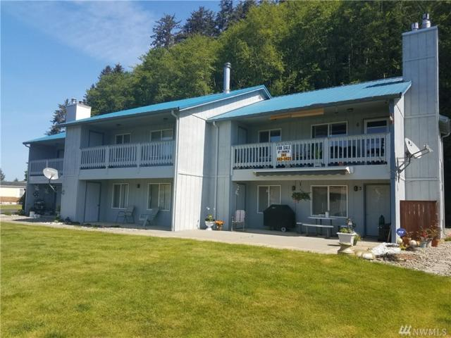 210 Salmon #106, Clallam Bay, WA 98326 (#1296624) :: Homes on the Sound