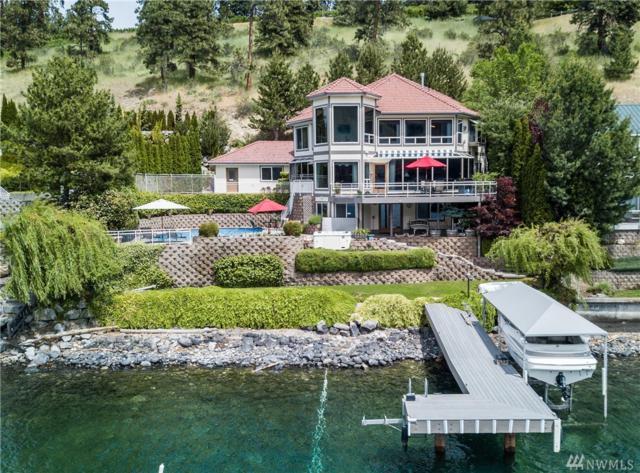 3501 Chelan Blvd, Manson, WA 98831 (#1296713) :: Nick McLean Real Estate Group