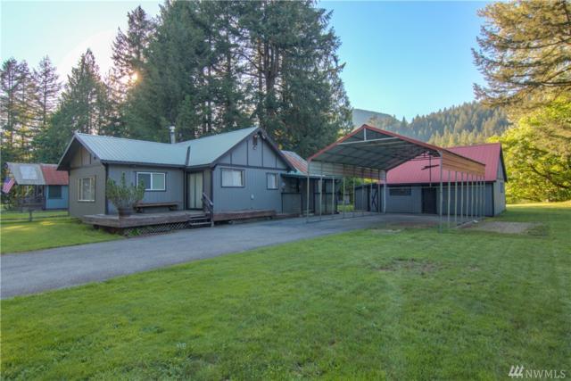 73830 NE Old Cascade Hwy, Skykomish, WA 98288 (#1296730) :: Homes on the Sound