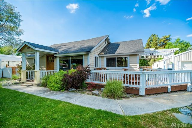 5084 Mission Creek Rd, Cashmere, WA 98815 (#1296777) :: Ben Kinney Real Estate Team