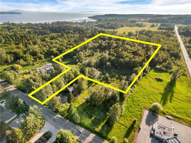 84-xx Harborview Rd, Blaine, WA 98230 (#1296804) :: Homes on the Sound
