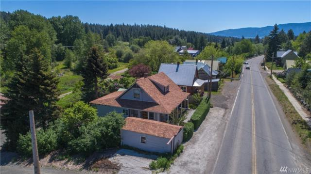 401 S 1st St, Roslyn, WA 98941 (#1296807) :: Homes on the Sound