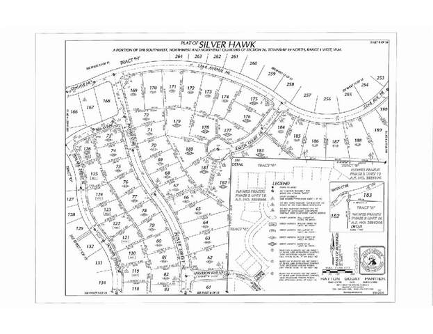 The Parks  At Silver Hawk, Lacey, WA 98516 (#1296852) :: My Puget Sound Homes