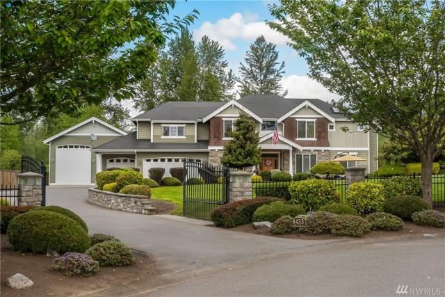 6433 174th Place SE, Snohomish, WA 98296 (#1296917) :: Homes on the Sound