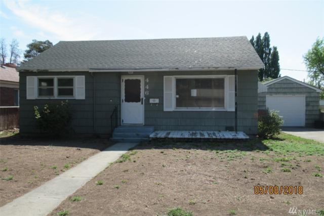 446 D St SW, Ephrata, WA 98823 (#1297070) :: Homes on the Sound