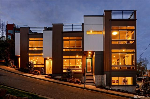 670 Howe St, Seattle, WA 98109 (#1297076) :: The DiBello Real Estate Group
