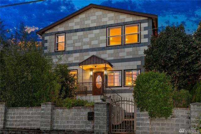 4316 36th Ave NE, Seattle, WA 98105 (#1297094) :: Ben Kinney Real Estate Team