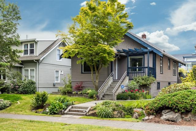 3911 42nd Ave SW, Seattle, WA 98116 (#1297127) :: Real Estate Solutions Group