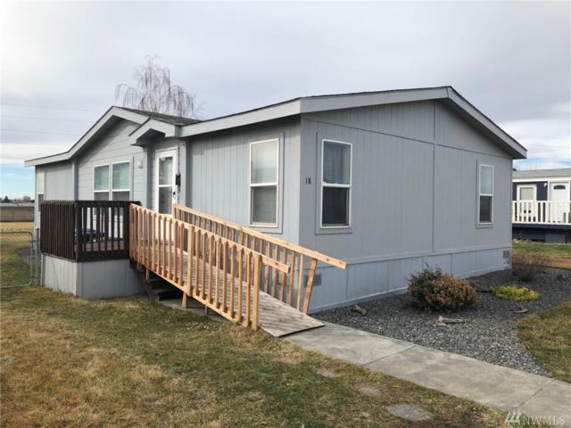 4000 NE Longview St NE #18, Moses Lake, WA 98837 (#1297231) :: Ben Kinney Real Estate Team