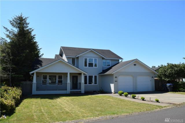363 N Butter Clam St NW, Ocean Shores, WA 98569 (#1297317) :: Icon Real Estate Group