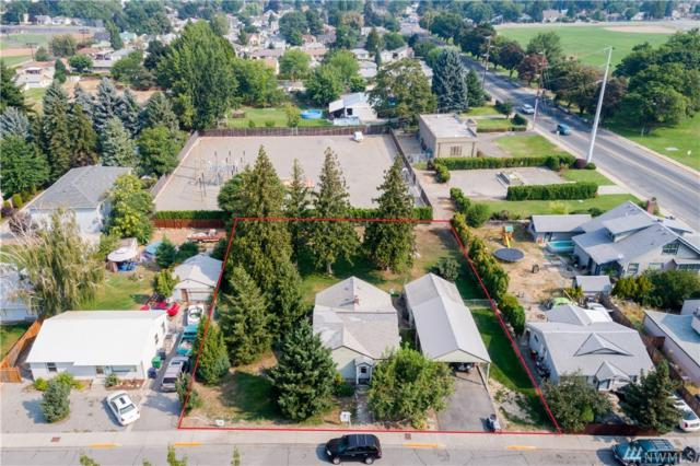 1008 Millerdale Ave, Wenatchee, WA 98801 (#1297342) :: NW Home Experts