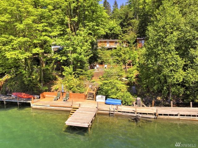 90 N Lakeshore Place, Hoodsport, WA 98548 (#1297348) :: Crutcher Dennis - My Puget Sound Homes