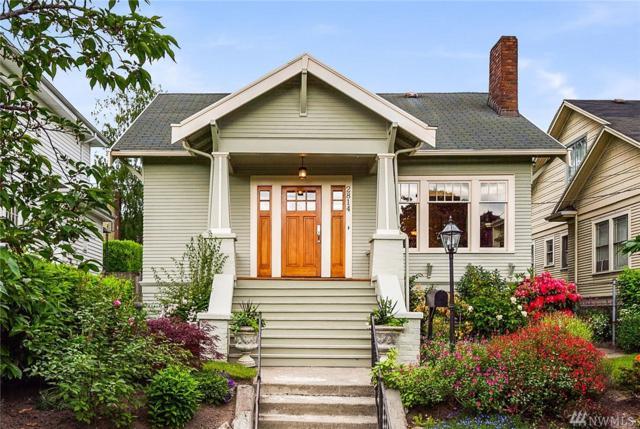 2814 30th Ave S, Seattle, WA 98144 (#1297464) :: Ben Kinney Real Estate Team