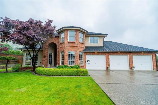 1320 Saddlerock Dr, Wenatchee, WA 98801 (#1297524) :: Ben Kinney Real Estate Team