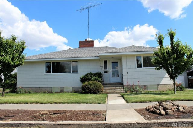 312 E 4th Ave, Ritzville, WA 99169 (#1297580) :: Icon Real Estate Group