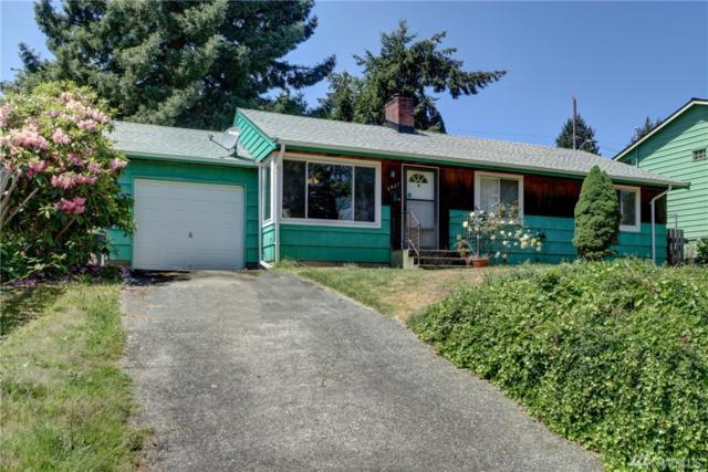 8427 31st Ave SW, Seattle, WA 98126 (#1297600) :: Icon Real Estate Group