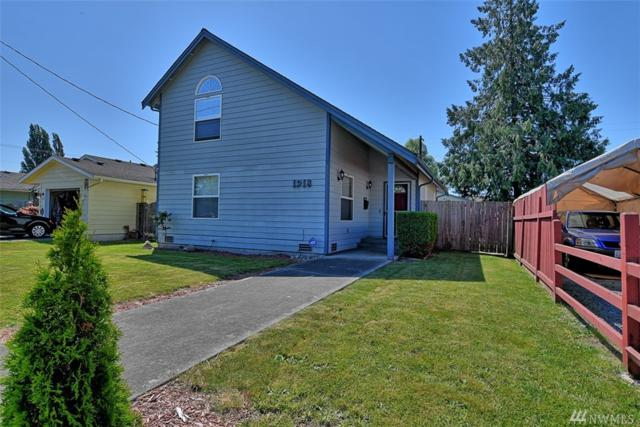 1918 9th St, Marysville, WA 98270 (#1297780) :: Icon Real Estate Group