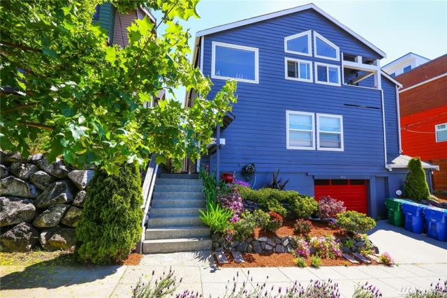 3616 1st Ave NW #4, Seattle, WA 98107 (#1297798) :: Homes on the Sound