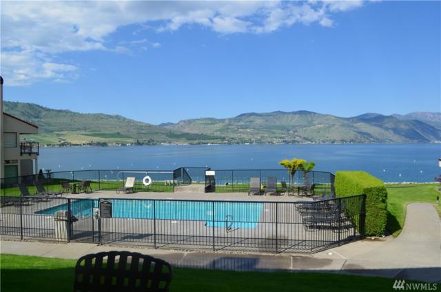 100 Lake Chelan Shores Dr 8-4G, Chelan, WA 98816 (#1297866) :: Real Estate Solutions Group