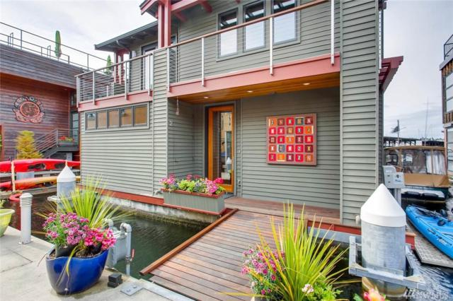 2369 Fairview Ave E #2, Seattle, WA 98102 (#1298055) :: Real Estate Solutions Group