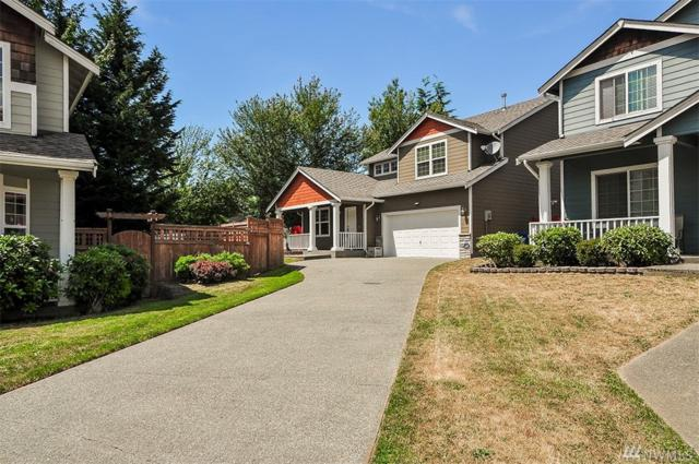 10710 SE 260th Place, Kent, WA 98030 (#1298273) :: Costello Team
